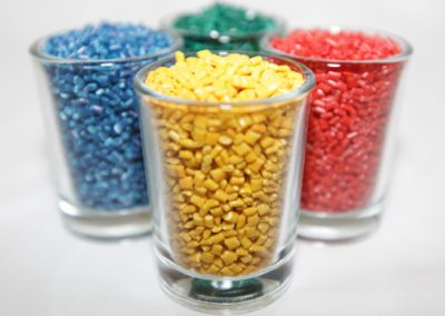 Service In Pelletizing Plastic